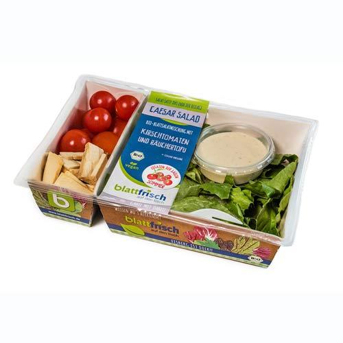 Blattsalat Caesarsalad