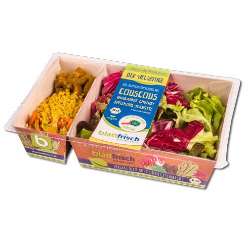 Salat der Vielseitige